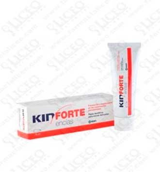 KIN FORTE ENCÍAS PASTA DENTIFRICA 75 ML