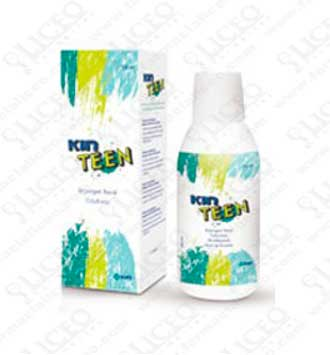 KIN TEEN ENJUAGUE 500 ML