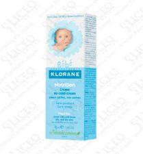 KLORANE BEBE CREMA AL COLD CREAM 40 ML