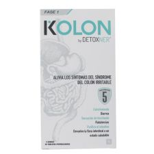 KOLON BY DETOXNER FASE 1 20 TABLETAS EFERVESCENT