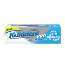 KUKIDENT COMPLETE CR ADH PROTESIS DENTAL REFRESC