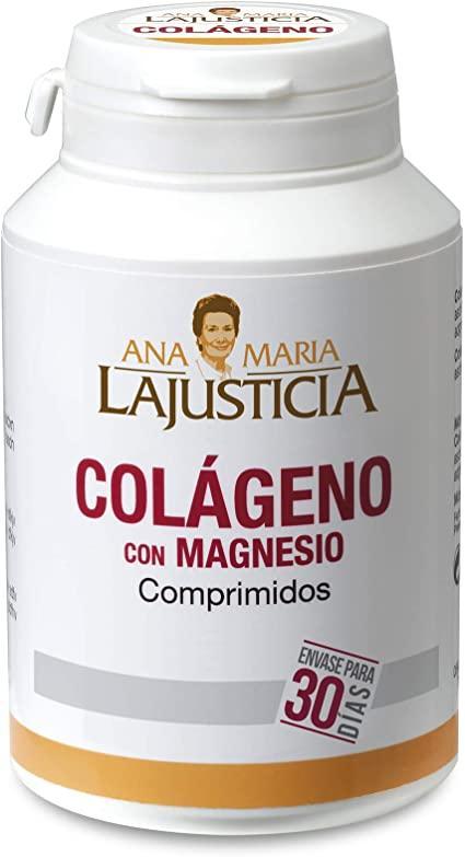 COLAGENO + MAGNESIO 180 COMP LA JUSTICIA