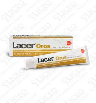 LACER OROS 2500PPM PASTA DENTAL 125 ML