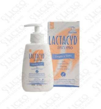 LACTACYD INTIMO GEL SUAVE 200 ML