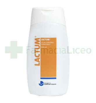 LACTUM LECHE CORPORAL HIDRATANTE 200 ML