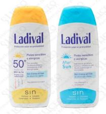 LADIVAL ALLERG FPS 50+ GEL-CREMA FOTOPROTECCION