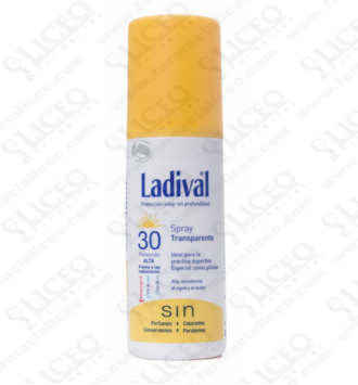 LADIVAL FOTOPROTECTOR FPS 30 ALTA EMULSION ANTIMANCHAS 30 ML