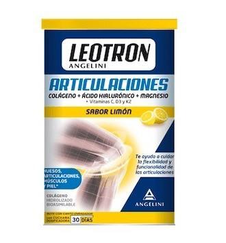 LEOTRON ALRTICULACIONES ADVANCED 30 SOBRES LIMON