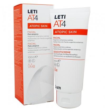LETI AT-4 CREMA FACIAL 100 ML