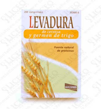 LEVADURA DE CERVEZA Y GERMEN TRIGO ANGELINI 200 GR