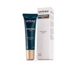 LIPOCEUTICAL ANGIOSES GEL OJERAS 15 ML