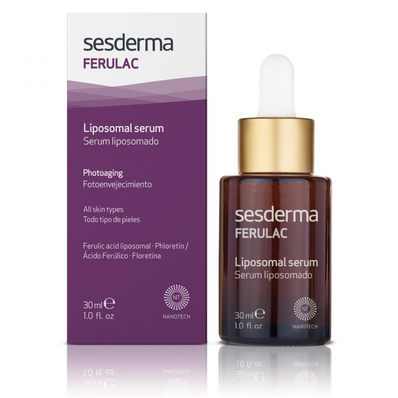 LIPOSOMAL FERULAC SERUM ANTIENVEJECIMIENTO 30 ML