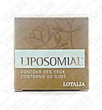 LIPOSOMIAL CONTORNO DE OJOS LOTALIA 15 ML