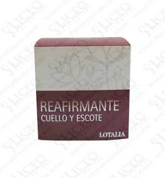 LOTALIA CREMA REAFIRMANTE CUELLO 50 ML