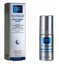 MARTIDERM PLATINUM NIGHT RENEW SERUM 30 ML