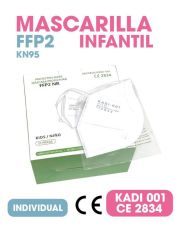 MASCARILLA FFP2 INFANTIL 1U