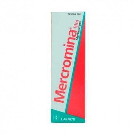 MERCROMINA FILM LAINCO 2% SOLUCION TOPICA 10 ML