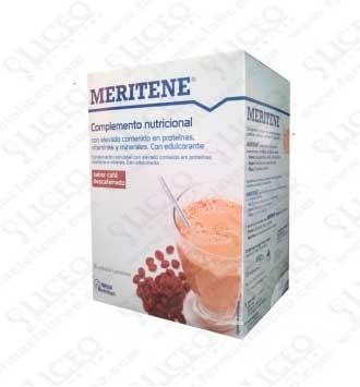 MERITENE 30 GR 15 UNIDADES CAFE DESCAFEINADO