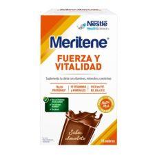 MERITENE 30 G 15 UNIDADES CHOCOLATE
