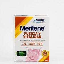 MERITENE 30 G 15 SOBRES FRESA 15 SOBRES