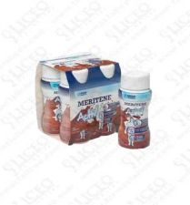 MERITENE ACTIV 125 ML 4 BOTELLAS CHOCOLATE