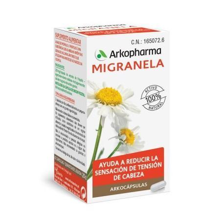 MIGRANELA ARKOCAPS 45 CAPS