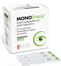 MONOFRESH GOTAS 30X0,4 ML