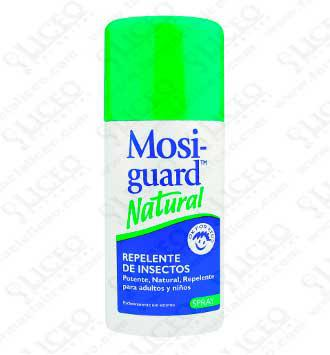 MOSI-GUARD NATURAL AEROSOL REPELENTE 150 ML