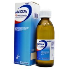 MUCOSAN 6 MG/ML JARABE 250 ML