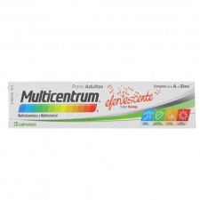 MULTICENTRUM COMP EFERVESCENTES 20 COMP EFERV