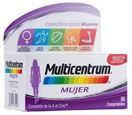 MULTICENTRUM MUJER 90 COMP