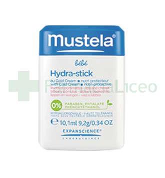 MUSTELA HYDRA-STICK AL COLD CREAM NUTRIPROT 10 M