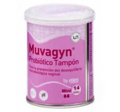 MUVAGYN PROB TAMPON MINI C/A 9