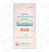 NAMIRA ACEITE DE ALMENDRAS 125 ML