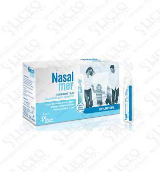 NASALMER UNIDOSIS 30 ML 5 ML