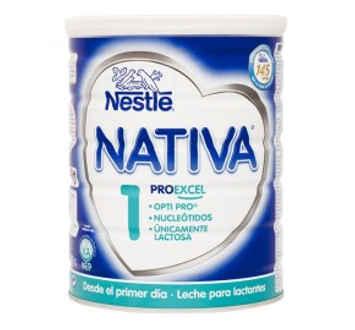 NESTLE NATIVA 1 START 800 GR