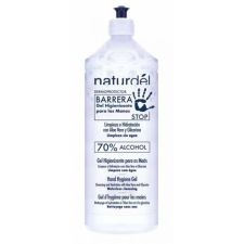 NATURDEL GEL HIGIENIZANTE MANOS BOT 950 ML