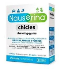 NAUSERINA 12 CHICLES