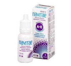 NAVITAE SOL OFTALMICA C HIALURONATO 15 ML
