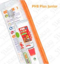 NECESER PHB PASTA JUNIOR + CEPILLO DENTAL JUNIOR