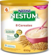 NESTLE NESTUM EXPERT 8 CEREALES 600 G