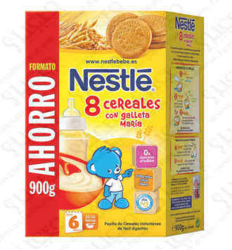 NESTLE PAPILLA 8 CEREALES GALLETA MARIA 900 G 2