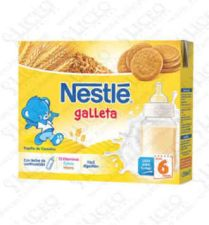 NESTLE PAPILLA  GALLETA LISTA PARA TOMAR BRIK 25