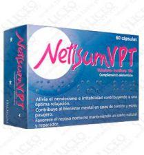 NETISUM VPT 396 MG 60 CAPS