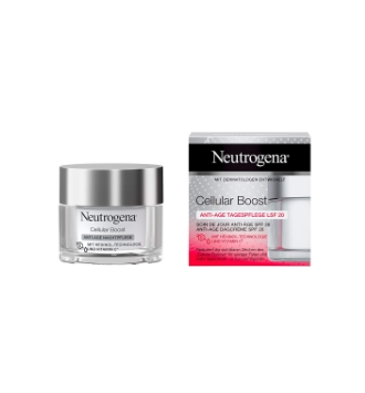 NEUTROGENA CELLULAR BOOST CREMA DE DIA ANTI-EDAD 50 ML