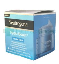 NEUTROGENA HB GEL DE AGUA 50 ML