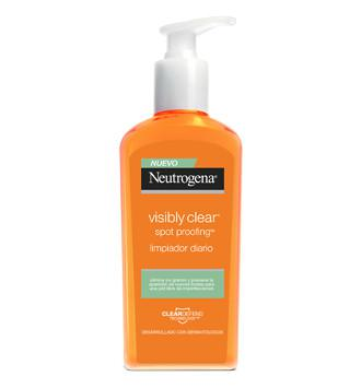 NEUTROGENA VISIBLY CLEAR SPOT PROOFING LIMPIADOR DIARIO 50 ML
