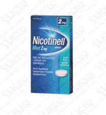 NICOTINELL MINT 2 MG 96 COMPRIMIDOS PARA CHUPAR