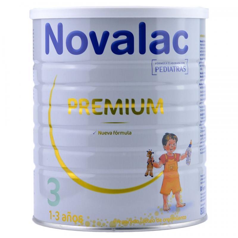 NOVALAC PREMIUM 3 LECHE PARA LACTANTES 800 GR