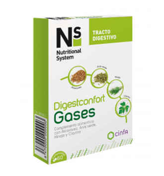 NS DIGEST CONFORT GASES 60 COMP